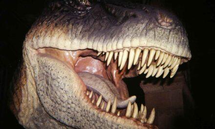 griezeligst uitgestorven dier