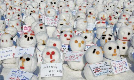 10.000  groetjes uit Sapporo