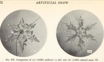 sneeuwvlok wetenschappers